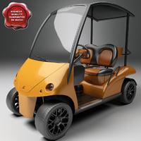 Golf Car Garia