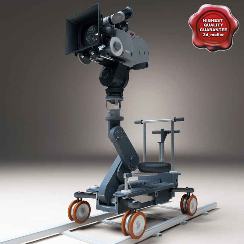 operator dollie film camera max