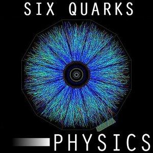 quarks particle matter 3d model