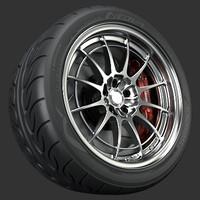 Enkei NT03+M Wheel