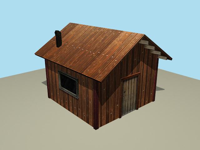maya small house