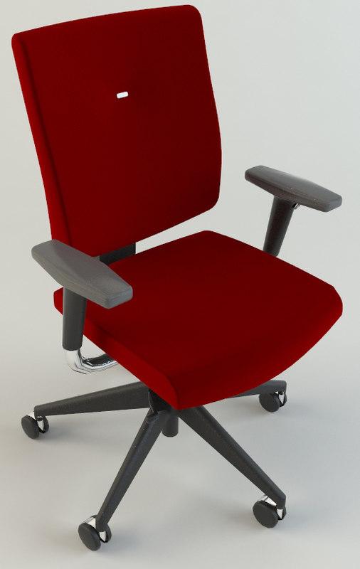 3dsmax senator sprint chair