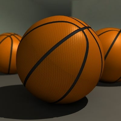 basket ball basketball 3d 3ds