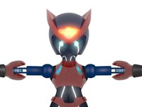 3d zero reploid model