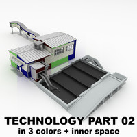 Industrial building 02