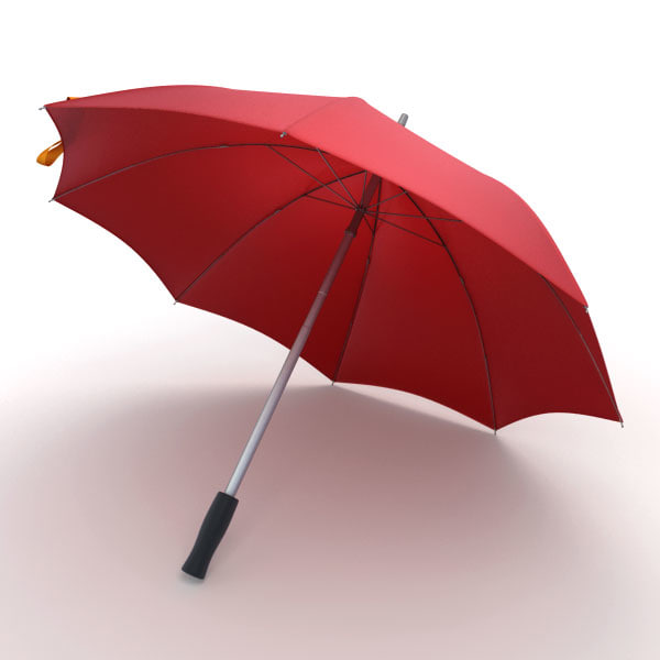 3d umbrella cloth