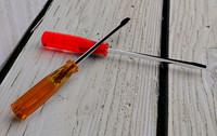 3d flathead screwdriver model