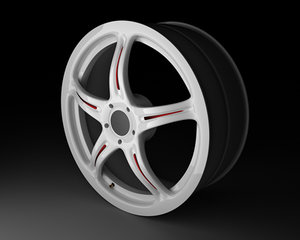 3ds max wheel speedy envy