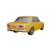 free max model datsun 510