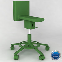 360º Chair - Konstantin Grcic