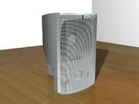 3d speaker gemstone