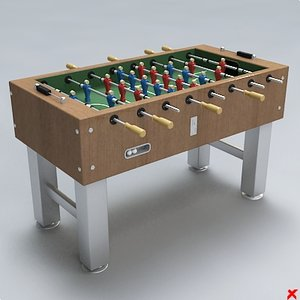 table ball 3d 3ds