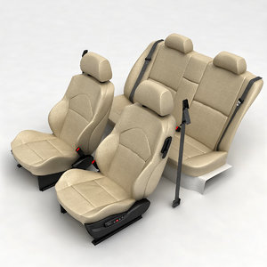 seats function 3ds
