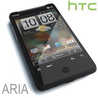 3d model htc aria