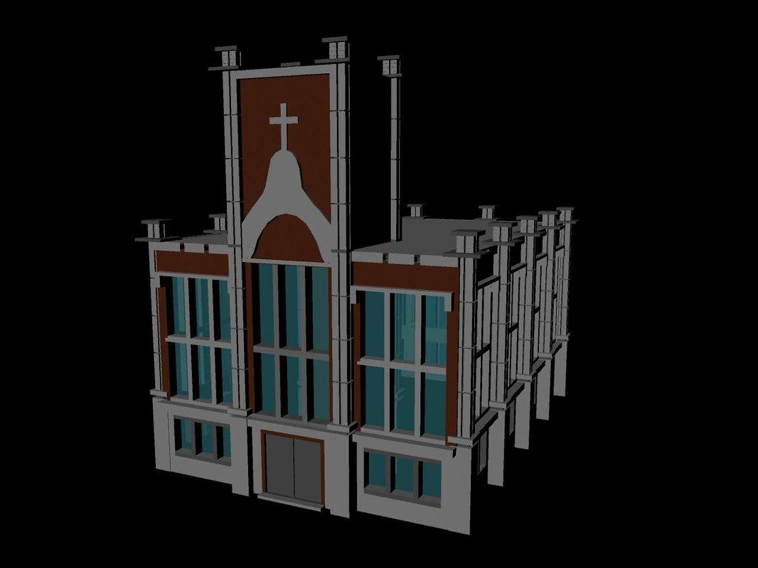 free ma mode church toy