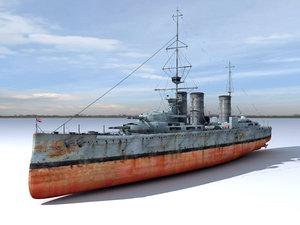 max hms battlecruiser