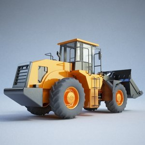 3d model loader construction -