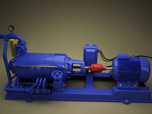 max new multistage pump