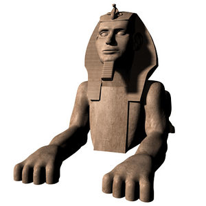 sphinx ancient egypt max