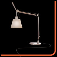 ARTEMIDE - TOLOMEO TILT TABLE LAMP