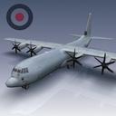 RAF C-130J Super Hercules C4