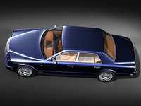 bentley arnage luxury 3d model
