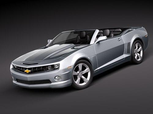 Modèle De Chevrolet Camaro