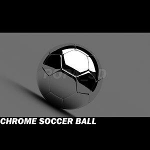 max chrome foot ball soccer