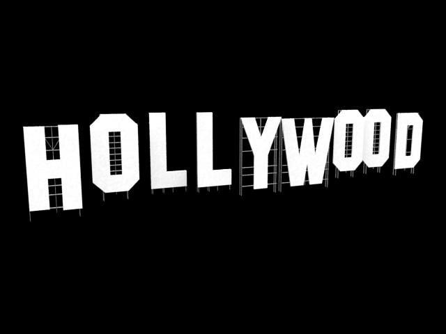 maya hollywood sign