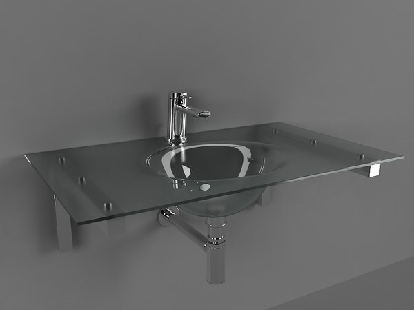 bathroom sink max