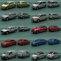 10 - City cars models A