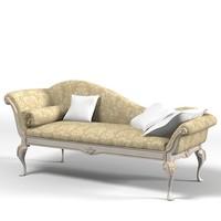 savio firmino classic couch sette  chaise 3049