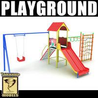 playground 3d 3ds