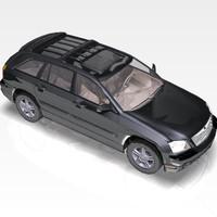 Chrysler Pacifica 3D