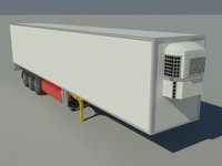 Refrigeration Trailer