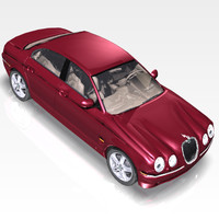 3d model of royal car