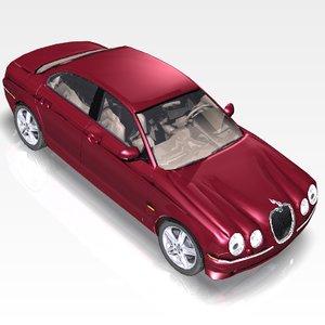 3d model of royal car