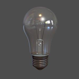 3ds max light bulb