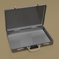 lock handle 3d model