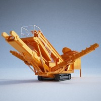 Construction equipment - Crusher02