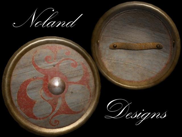 medieval shield max