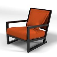 maxalto modern contemporary 3ds