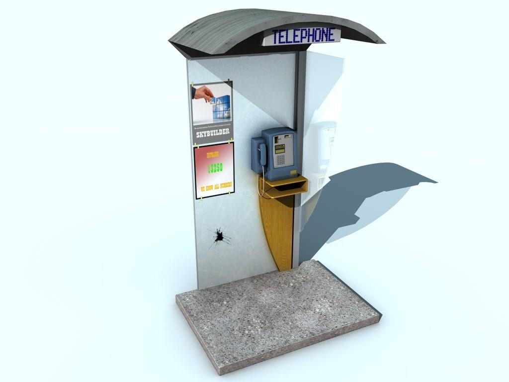 obj public phone