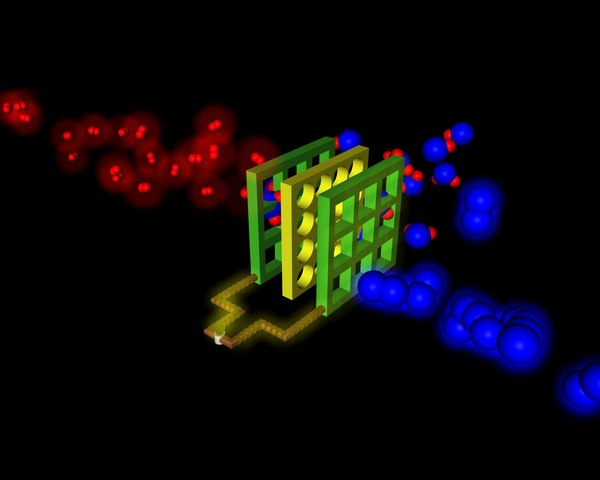 free c4d model animation fuel cell
