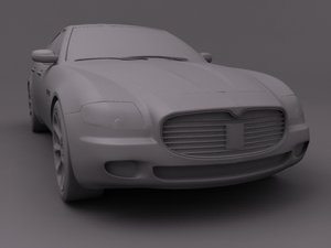 3d machine model