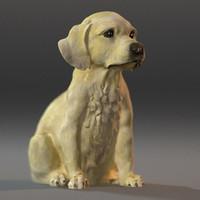 puppy dog 3d model