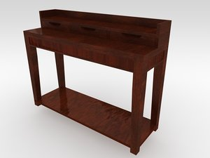 cinema4d entryway table