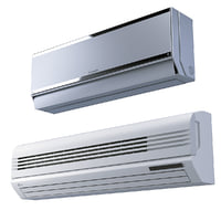 Air Conditioner two models LG, Panasonic