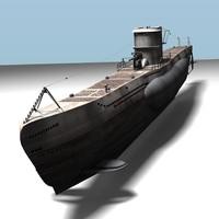 U-96 Type VIIC U-Boat