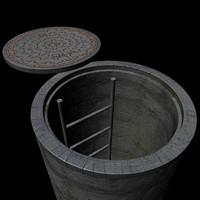 maya sewer lid